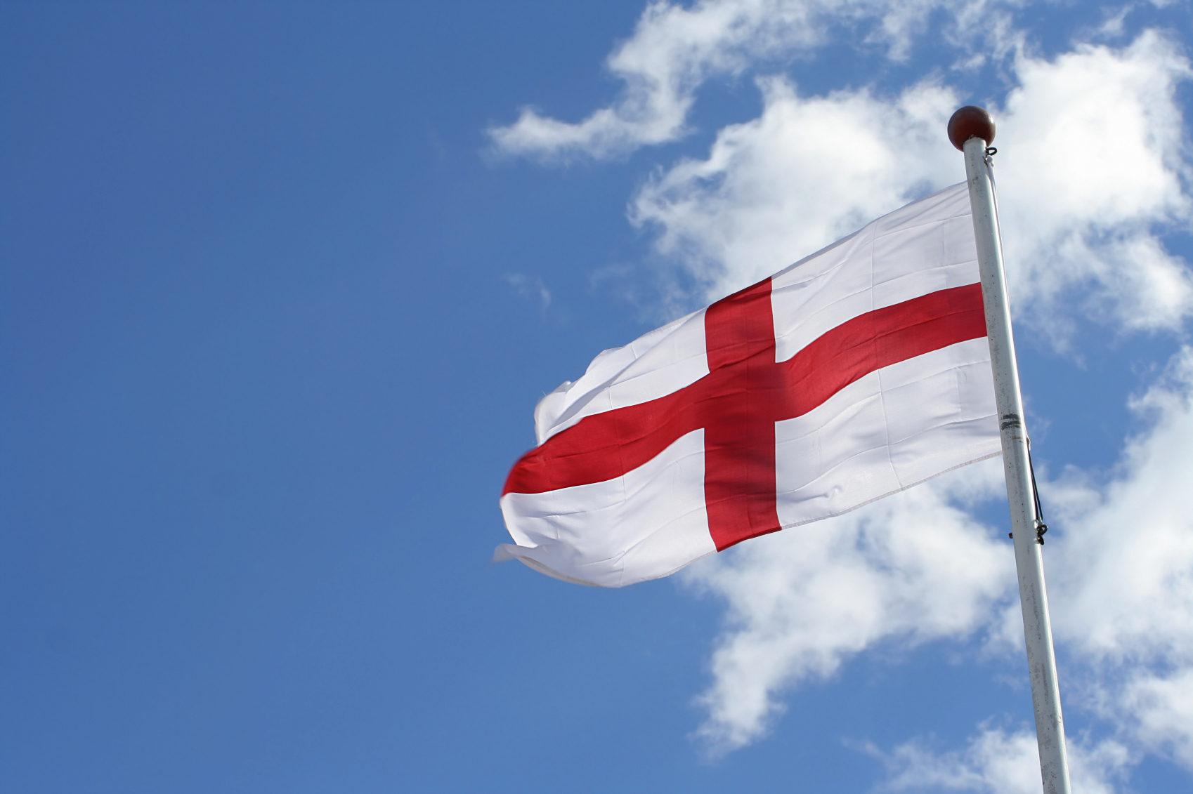The St George Cross Flag