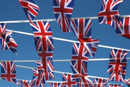 Rectangular Union Bunting
