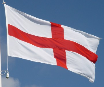 Support England - fly the flag!
